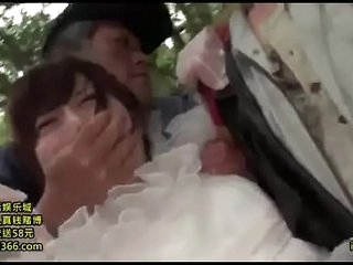 Newly Spoken for Japanese Bride Forced