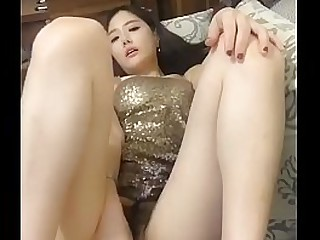 A homemade video surrounding a hot asian non-professional 175