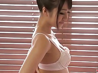 Hot japan girl make believe on the cam
